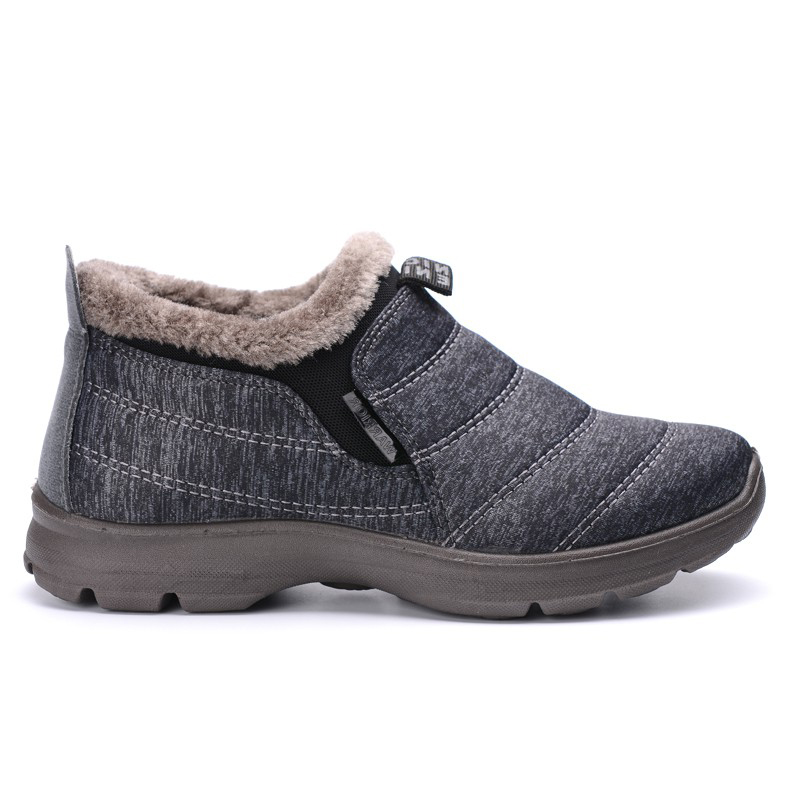 Women Winter Casual Soft Warm Ankle Snow Boots