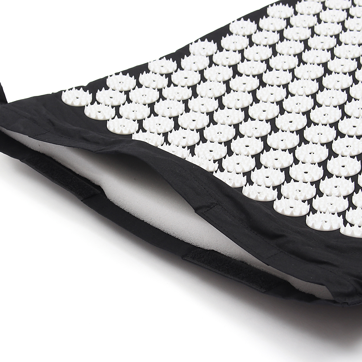 Acupressure Massager Cushion Mat And Pillow Trigger Massage Pain Stress Tension Relief Yoga