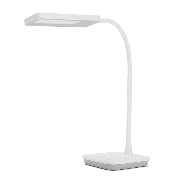 6W Flexible Touch Control LED Desk Table Light Bedside Study Reading Lamp