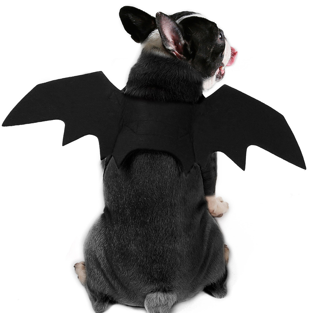 Halloween Black Bat Wings Cute Party Decoration Toys