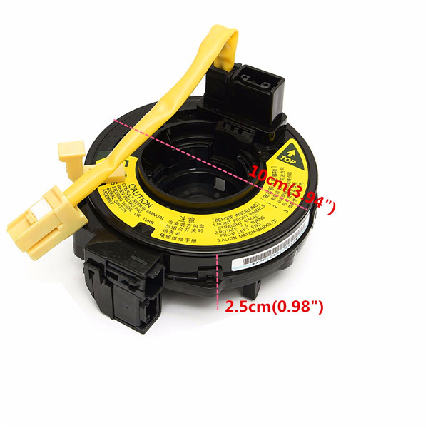 Spiral Cable Clock Spring Airbag for TOYOTA RAV4 MR2 WISH NOAH RAUM