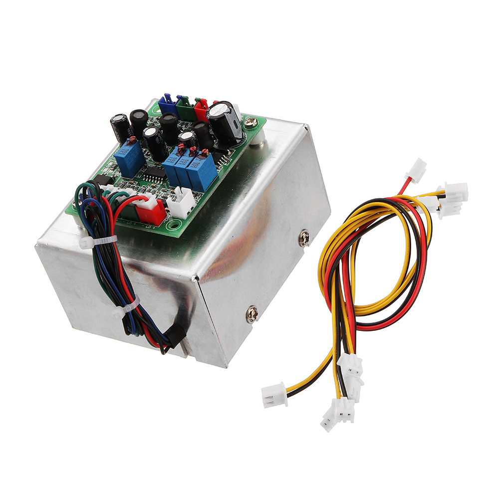 RGB 1000mW White Laser Module Combined Red Green Blue 638nm 505nm 450nm TTL Driver Modulation