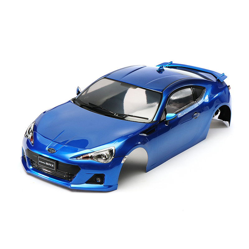 Killerbody Car Shell 48576 Metallic-blue Printed For 1/10 Electric Touring RC Car Parts
