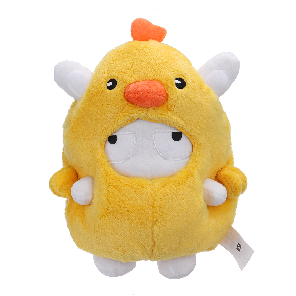 XIAOMI Stuffed Plush Toy Soft Yellow Chick Doll Cosplay Kid Gift Fan's Collection