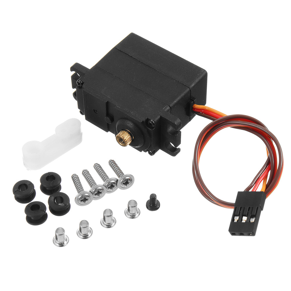Feiyue Upgraded FY-S3 2.8KG 3 Wire Metal Gear Servo For Feiyue 01/02/03 RC Car