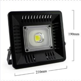 ARILUX® AC170-265V/AC110V 30W/50W IP65 Waterproof Ultra Thin LED Flood Light for Outdooors