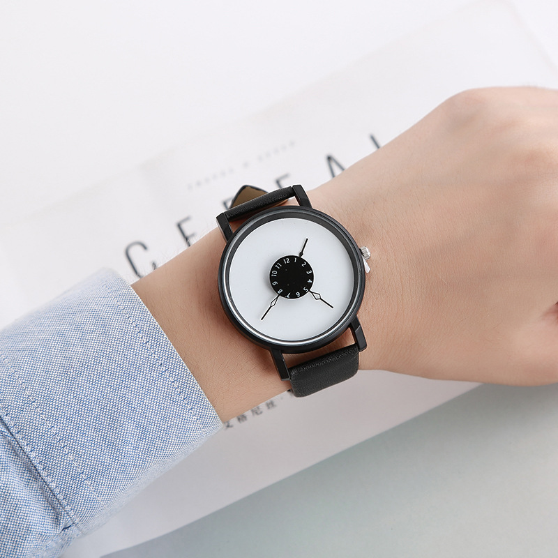 Unisex Fashion Quartz Wrist Watch