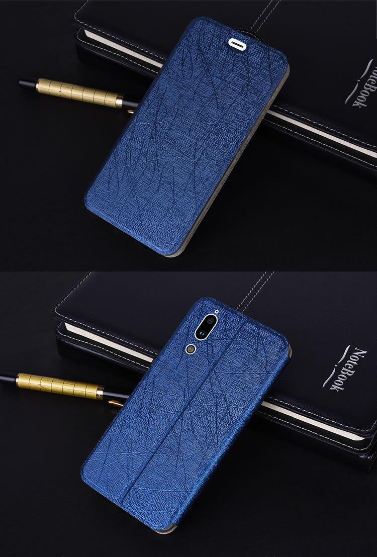 Bakeey Flip PU Leather Full Body Protective Case For SHARP AQUOS S2(C10)