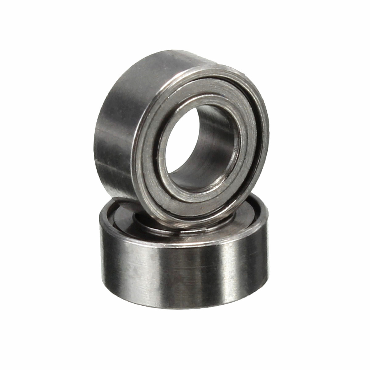 10Pcs MR63ZZ Miniature Steel Ball Bearings Skateboard Roller Rolling 6x3x2.5mm