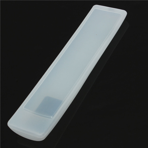 Silicone Rubber Waterproof Clear Protector Case Cover Skin for TV Air Condition Remote Controller