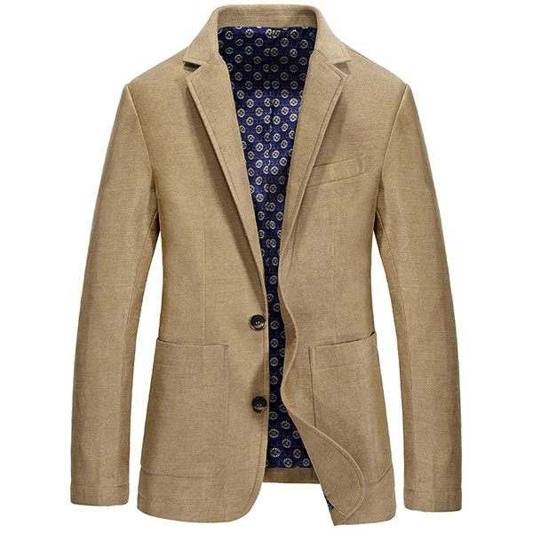 Mens Casual Solid Color Suit Military Outdoor Slim Fit Jacket Solid Color Coat