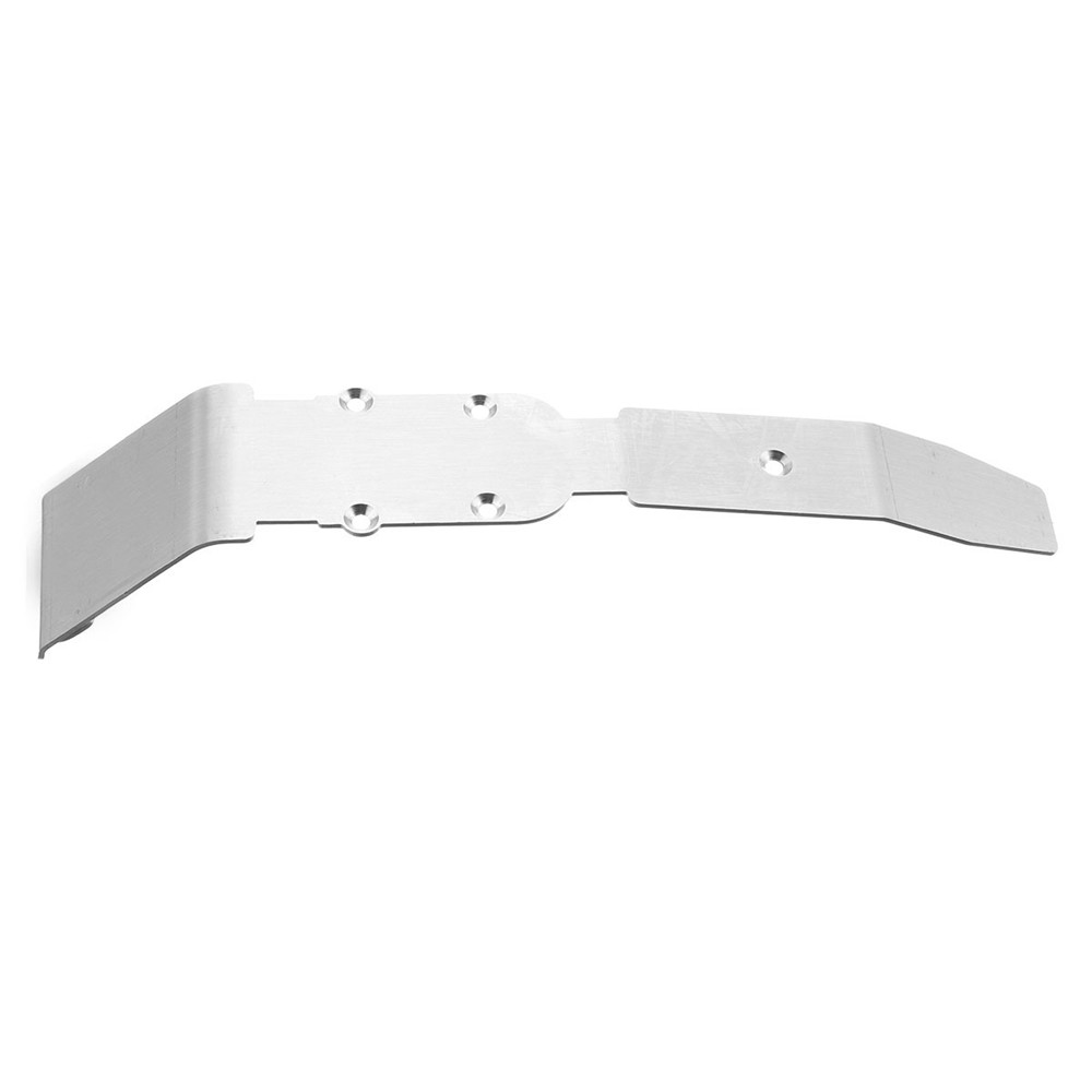 Stainless Steel Skid Plate Armor Center Chassis Protector for TRAXXAS Summit E-REVO 1:10 RC Car Part