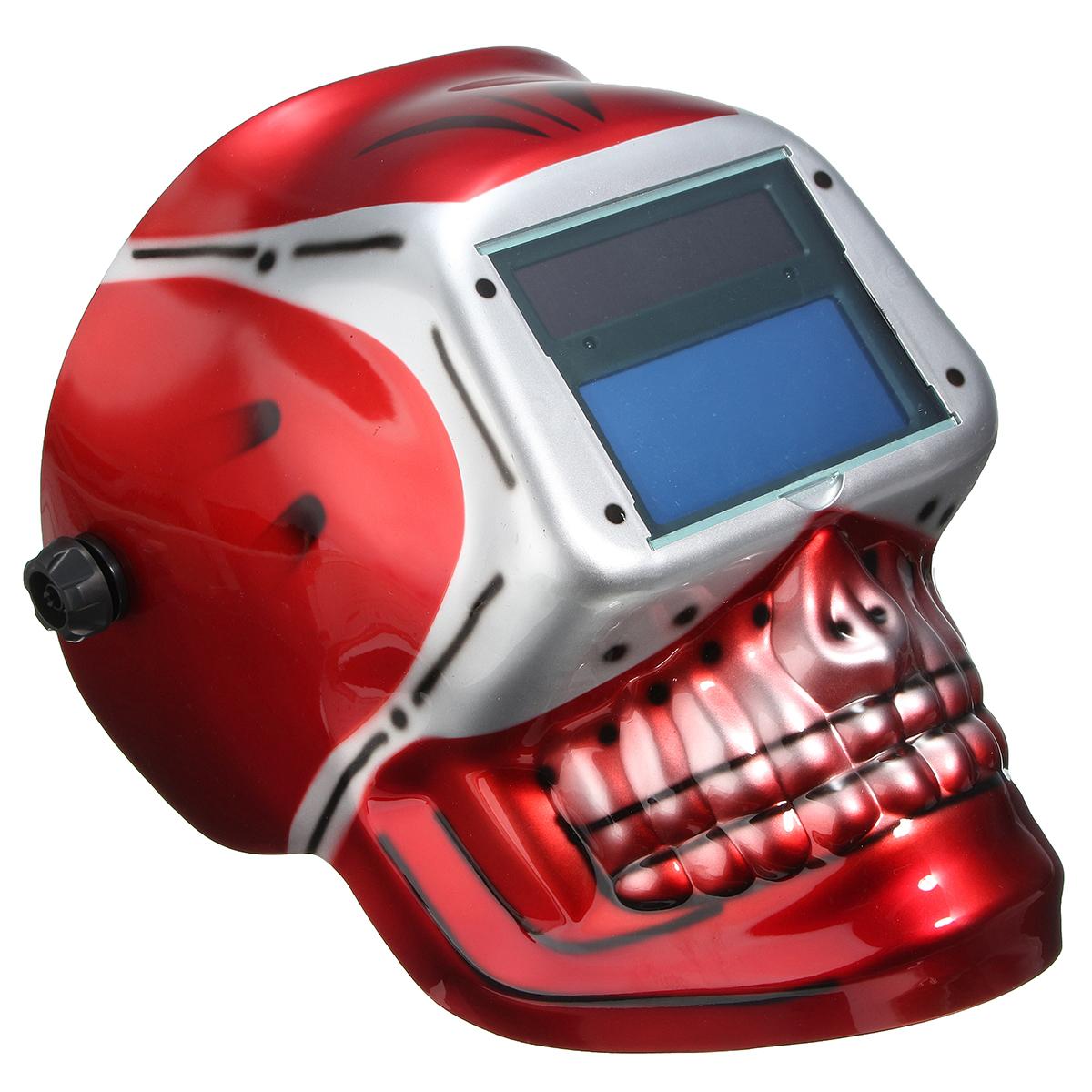 Solar Auto Darkening Welding Helmet Weld Mask Protectio