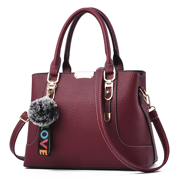 Women High Class Fashion Leisure Handbag Shoulder Crossbody Bag