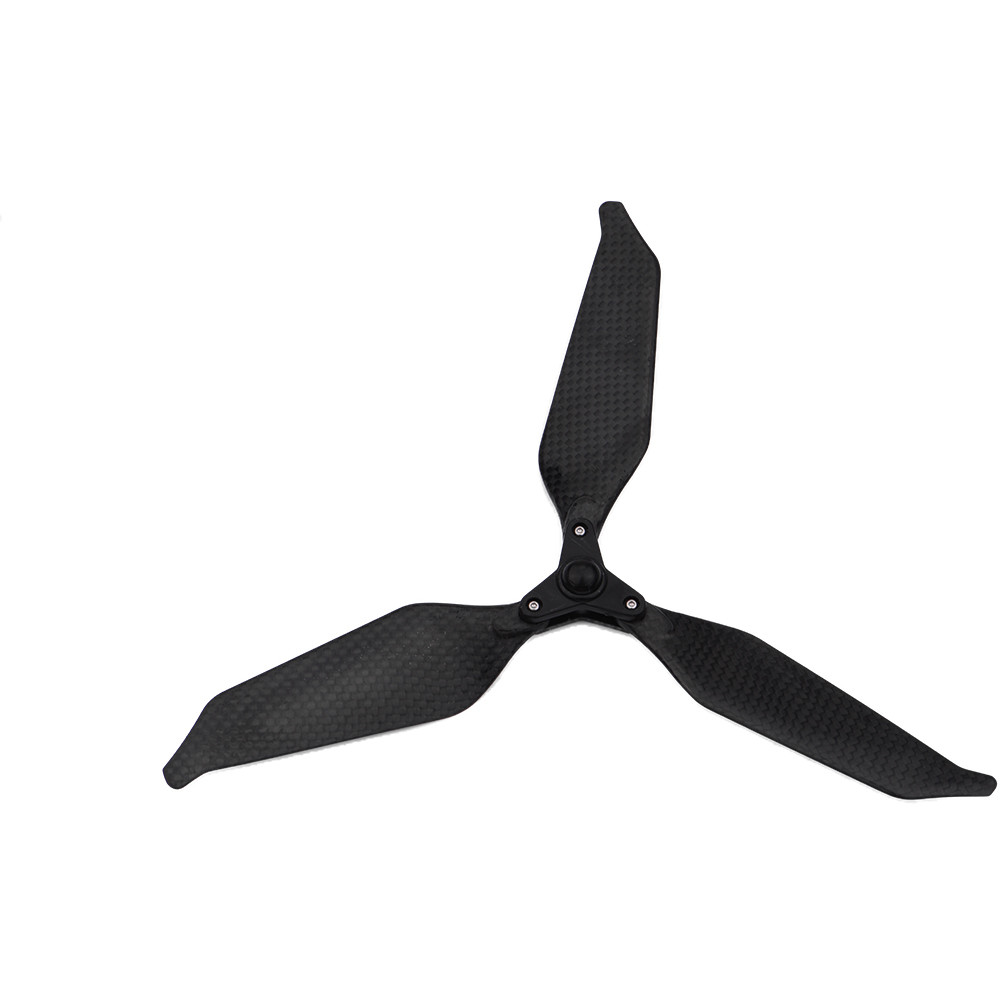 9455 Carbon Fiber Low Noise Foldable 3-blade Propeller Props for DJI Phantom 1/2/3 RC Drone
