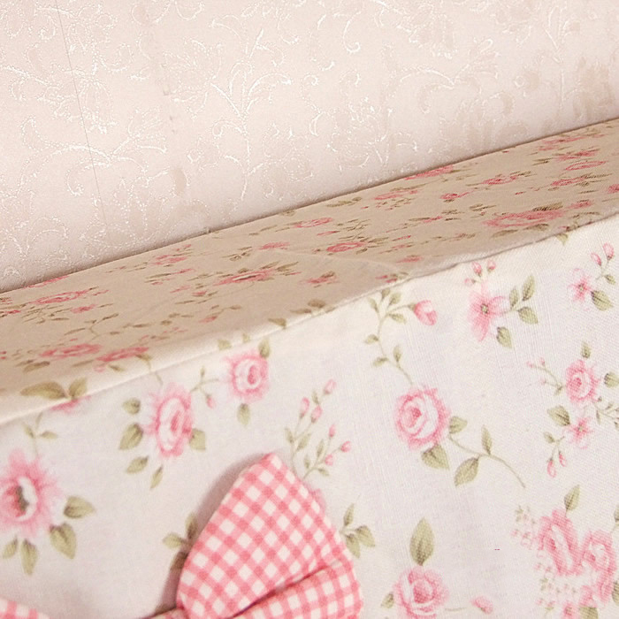 Cotton Air Conditioning Cover Butterfly Flower Pattern Hanging Cover Cloth Dust Cover