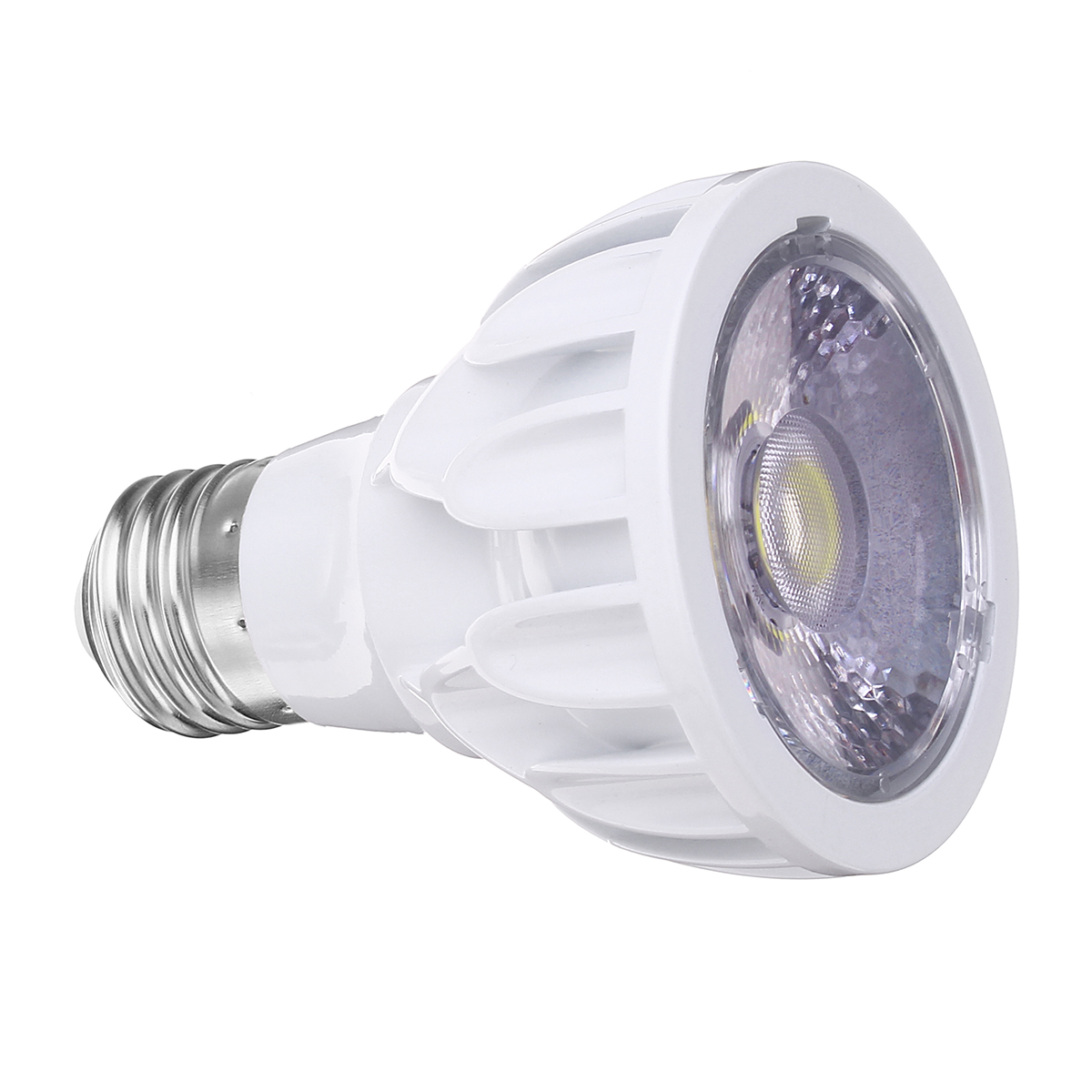 E27 7W Super Bright Dimmable Par 20 LED COB Spot Light Bulb Epistar Lamp AC220V