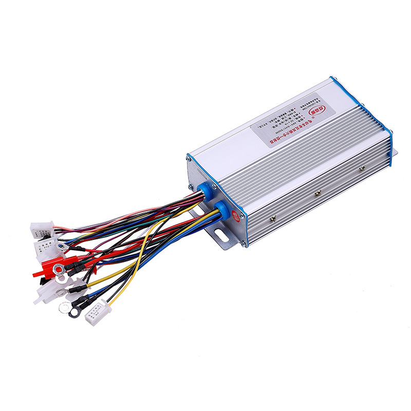 BIKIGHT 48V 600W Brushless Motor Controller 12Fets For Electric Bike Bicycle Scooter Ebike Tricycle