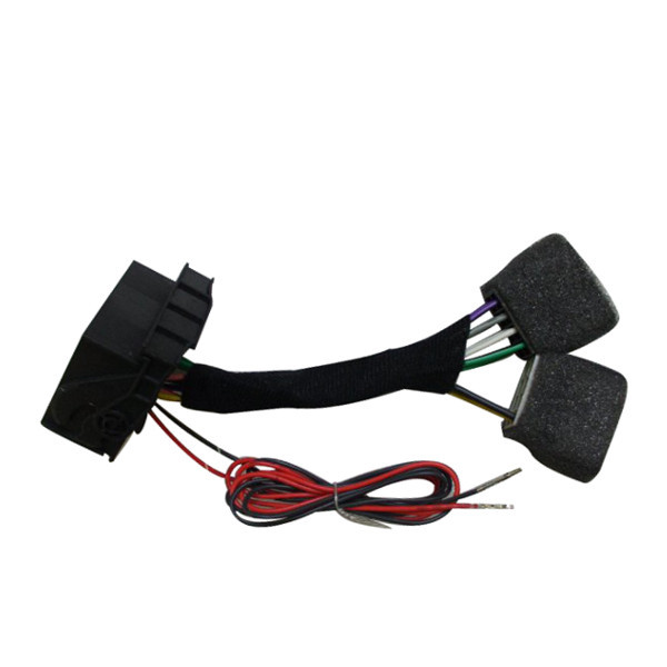 Car Power Transition Wire Swift Line with CAN for Volkswagen Magotan Fabia Passat RNS510 RNS315