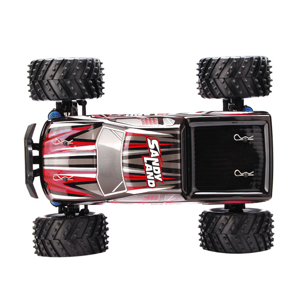 PXtoys 1/18 2.4G 4WD Sandy Land Monster Truck HJ209131 RC Car