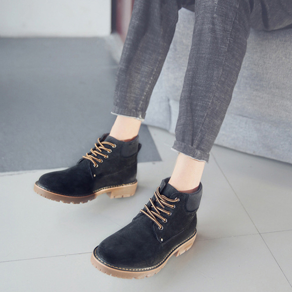 Comfy Casual Suede Boots for Men