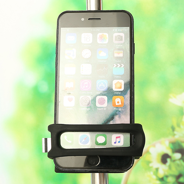 Bike Multifunctional Stand Mobile Phone Frame Holder Bottle Opener Bicycle GPS Motorcycle Bracket