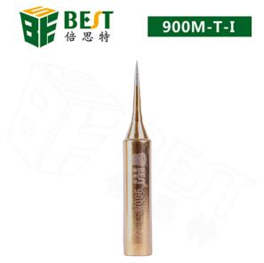 BEST BST-A-900M-T-I Lead Free Fine Soldering Iron Tips High Quality Fly Line Dedicated Soldering Iron Head For Solder Station PCB BGA Welding
