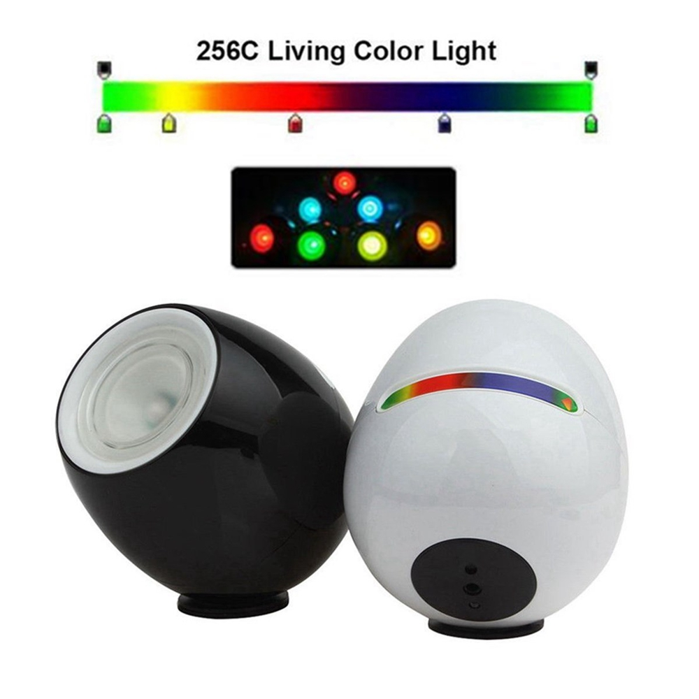256 Color Changing LED Atmosphere Mood Light Touch Scroll Bar Night Lamp Home Decor
