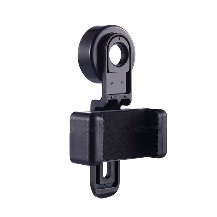 Outdoor Telescope Universal Phone Holder Adapter Monocular Convert Clamp Smartphone Connector