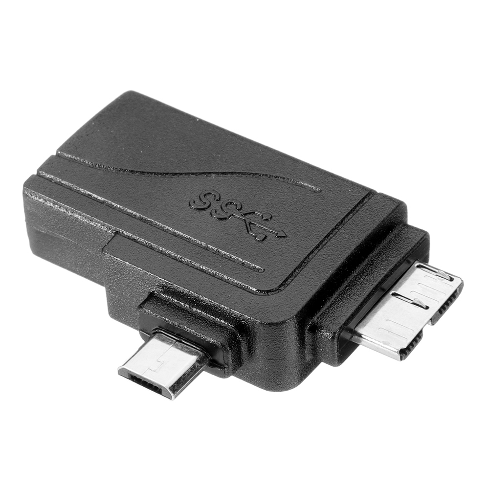 Bakeey 2 in 1 Mini Micro USB 3.0 2.0 OTG Cable U Disk Mouse Keyboard Adapter Connector