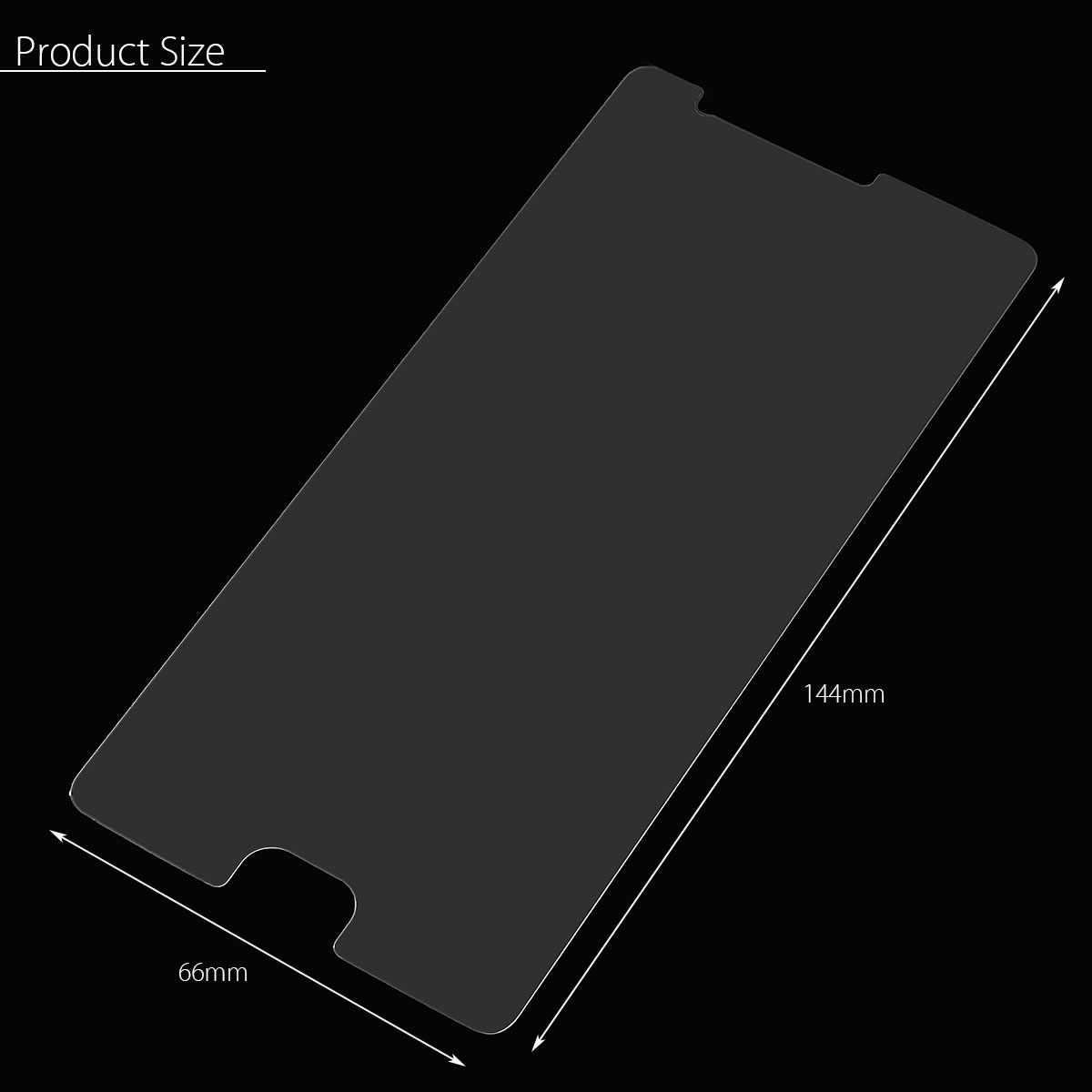 9H Tempered Glass Film Screen Protector for Oneplus 3/3T