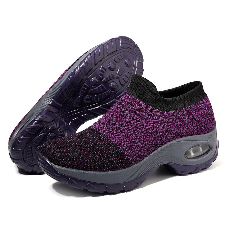 Women Casual Mesh Cushioned Shoes