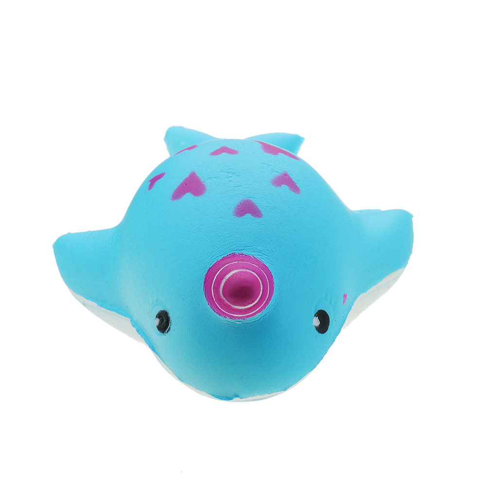 Dolphin Squishy 10.5*7CM Slow Rising With Packaging Collection Gift Soft Toy
