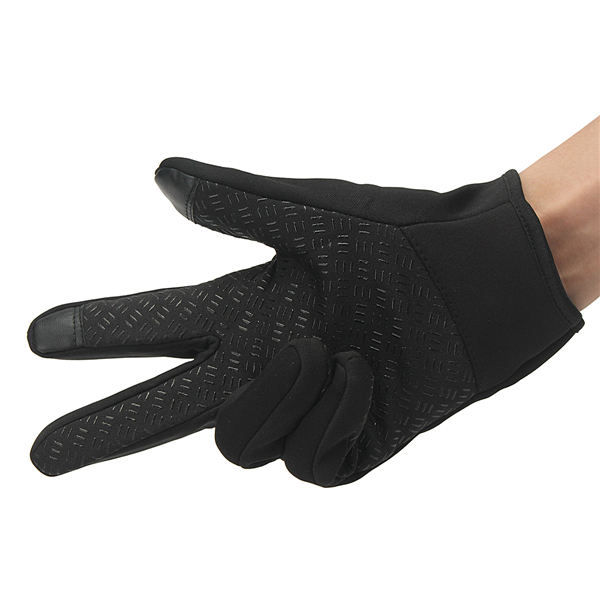 Windproof Touch Screen Gloves Racing Unisex Touchscreen Winter Warm Full Finger