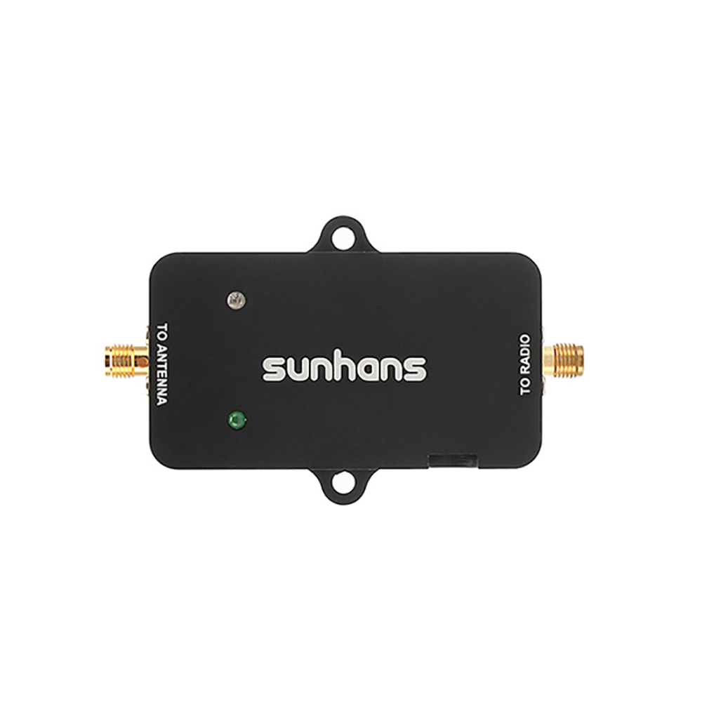 Sunhans 3000mW 35dBm 2.4GHz 11b/g/n Wireless WiFi Signal Booster Signal Amplifier