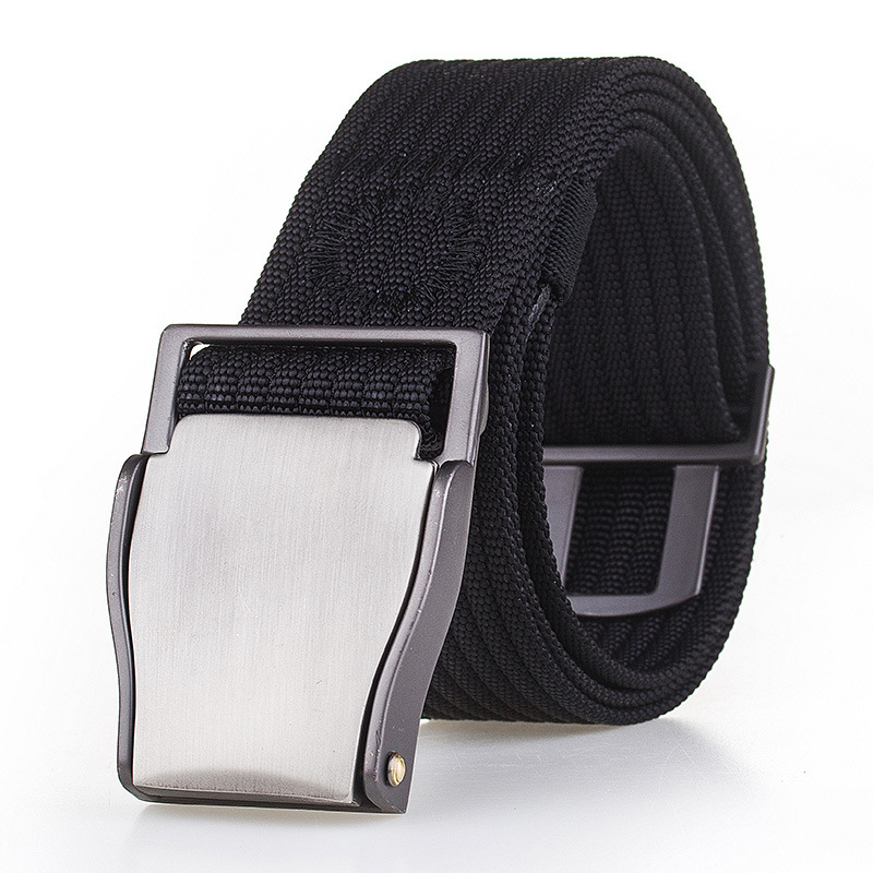 125cm AWMN PH15 3.8cm Nylon Adjustable Heavy Duty Waist Strap Quick Release Buckle Military Tactical Belt