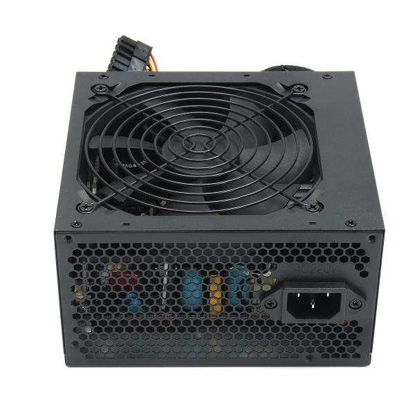 650W 12V PC Power Supply 24Pin Computer Power Supply Desktop PC For Molex Sata AU Plug