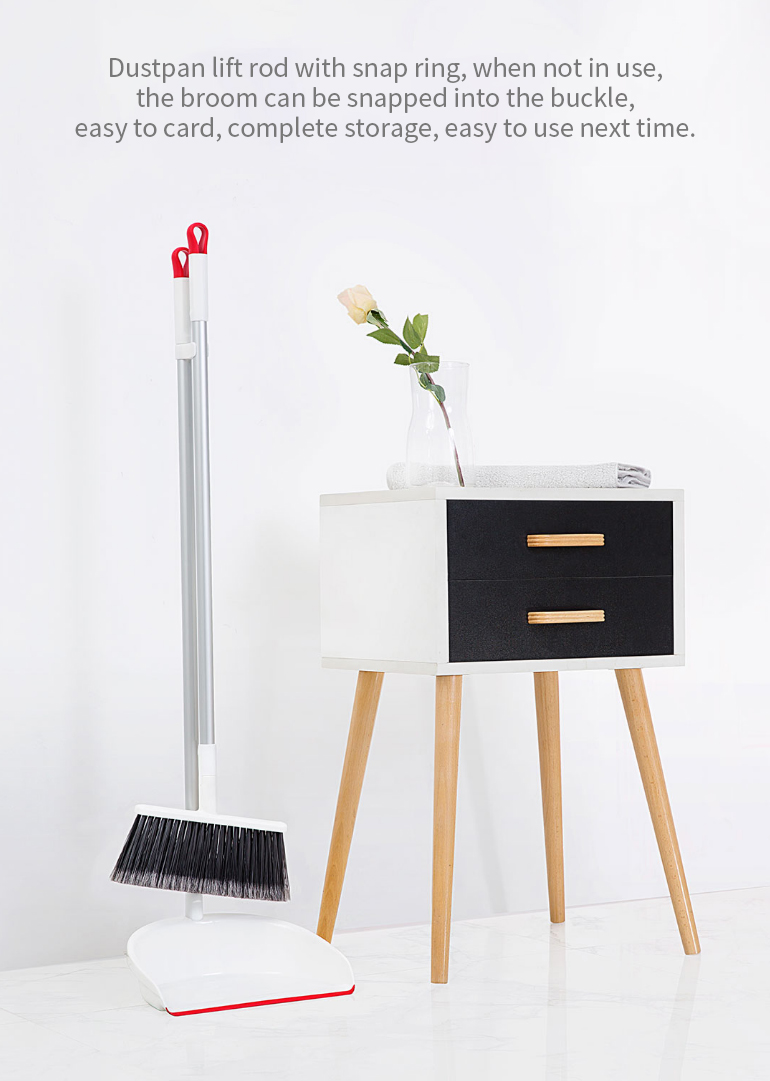 XIAOMI YIJIE Broom Dustpan Combination Sweeper Desktop Sweep Mop Small Cleaning Brush Tools Housework Household Cleaning Tools