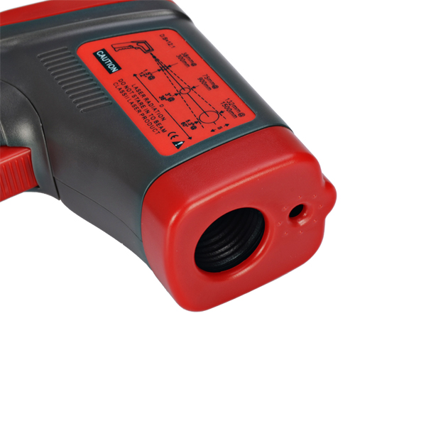 ST400 Non Contact Laser Lcd Display Digital IR Infrared Thermometer Temperature Meter Gun -32-400℃