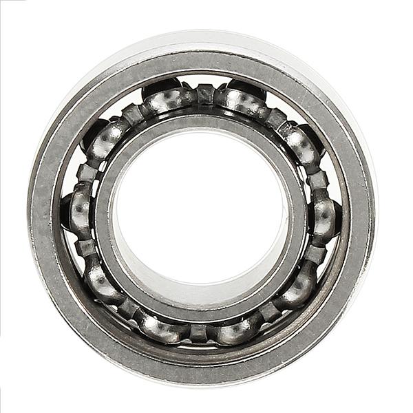 R188 6.35x12.7x4.762mm Ball Bearing SS420 Hybrid 10 Beads Ceramic Balls for Fidget Hand Spinner