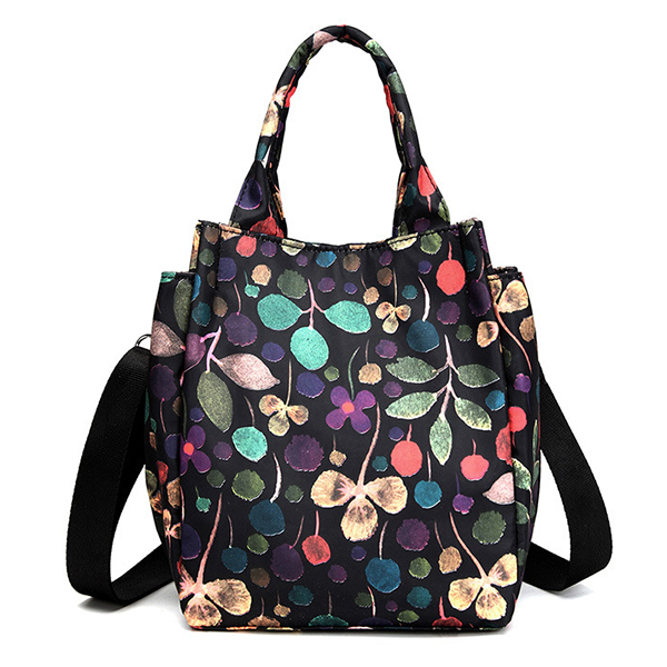 Women Nylon Shoulder Bags Fashion Messenger Handbags
