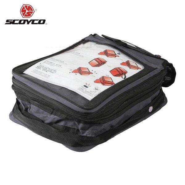 Motorcycle Tank Bag Tool Tail Luggage Waterproof For Scoyco MB08