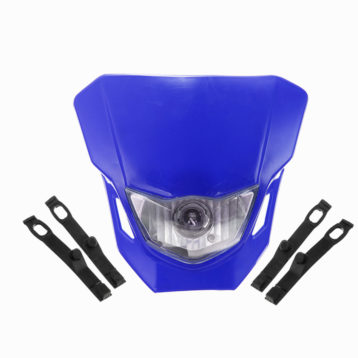 Universal Headlight Motorcycle Bike Streetfighter Street Fighter Hi/Lo Head Bulb