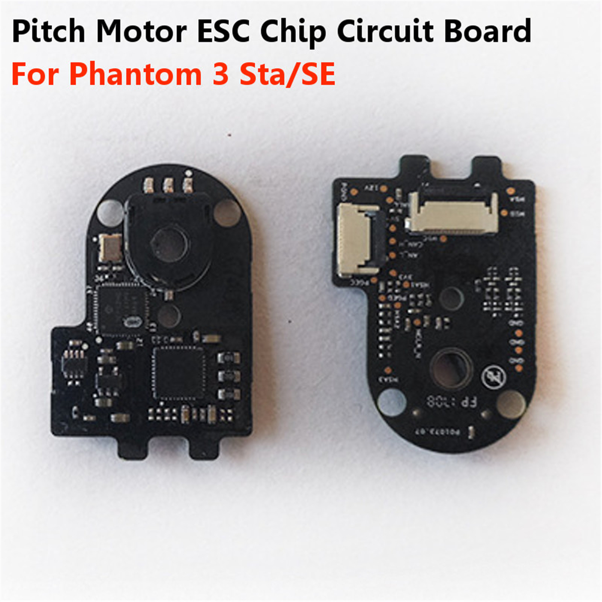 Roll/Pitch Motor ESC Chip Circuit Board RC Quadcopter Parts for DJI Phantom 3 Adv/Pro Sta/SE - Photo: 5