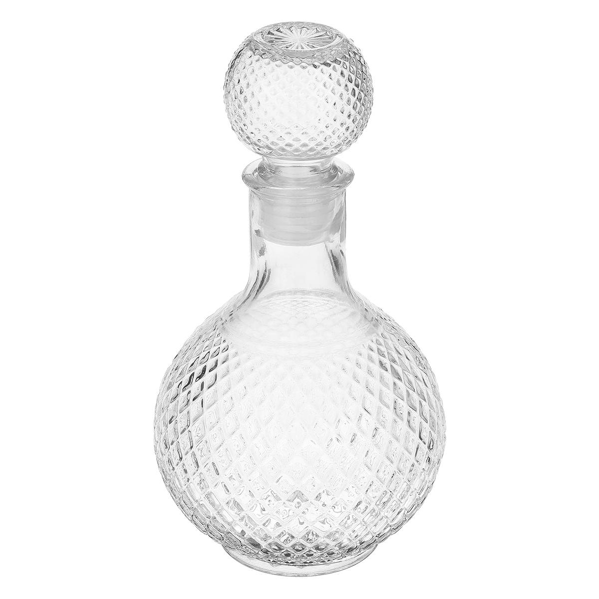 1000ml Vintage Decanter Glass Liquor Whiskey Crystal Bottles Wine Stopper Scotch Wine Decanter