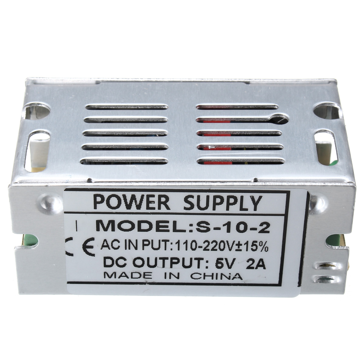 AC110V-220V to DC5V 2A 10W Switch Power Supply LED Driver Adapter Strip Light Transformers