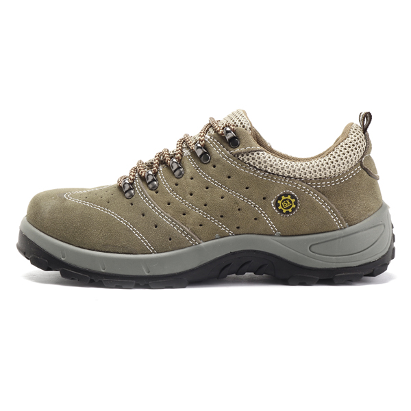 Safe Outdoor Working Shoes for Men