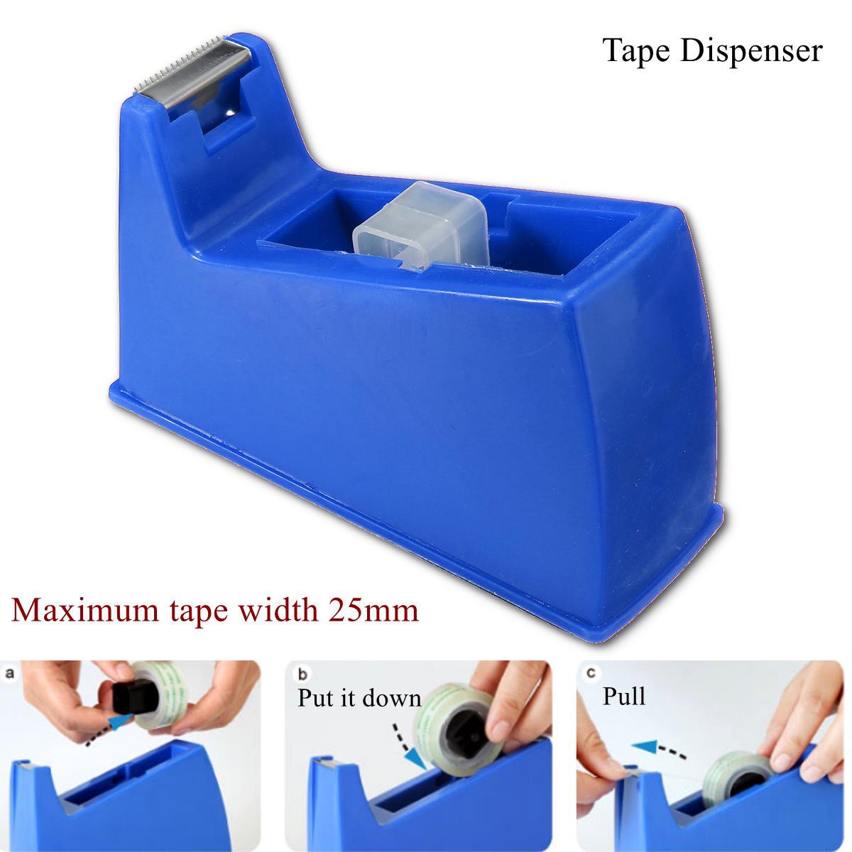 2inch Heavy Duty Packing Tape Dispenser Commercial Desktop 25mm x 66mm
