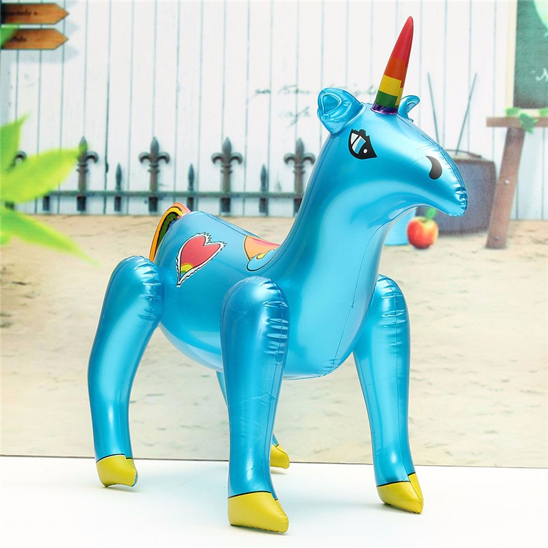 New Novelty Inflatable Zoo Animal New Pool Blow Up Kid Party Toy Beach Ball Dice