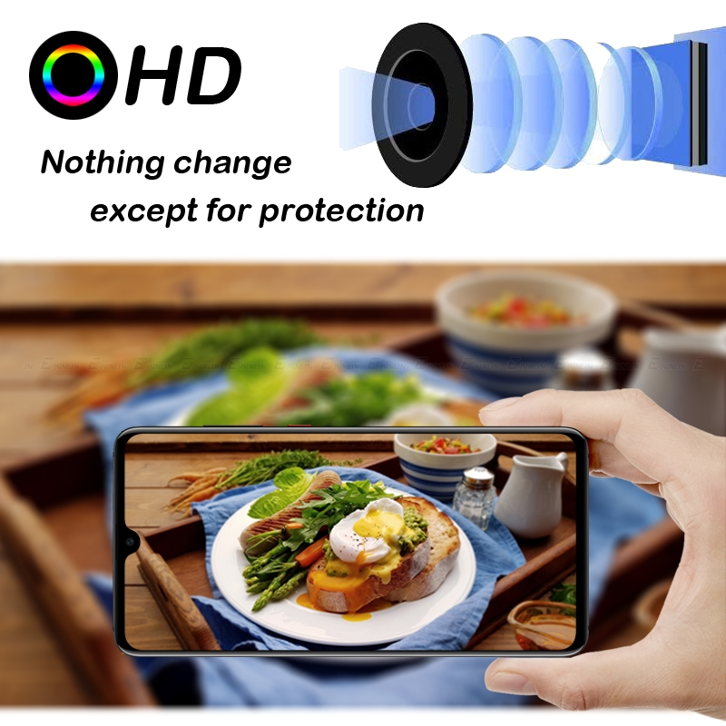 2 PCS Anti-Explosion High Definition Tempered Glass Phone Camera Lens Protector For Huawei Mate 20